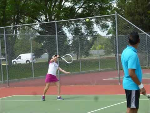 Eastern New Mexico University Wellness Tennis ENMU 5 2 15