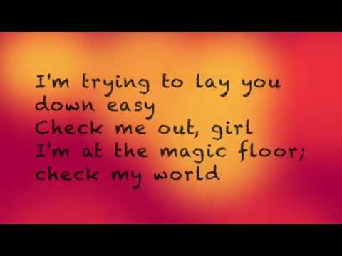 MAGIC! - Lay You Down Easy ft. Sean Paul (Lyrics)