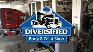 Diversified Body & Paint Shop Inc. - Overview