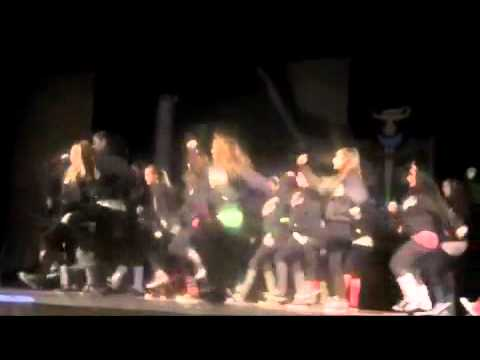 SNG Cheerleaders - puttin on the hits 2011
