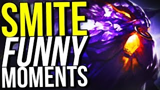 5000HP YMIR BUILD RETURNS! (Smite Funny Moments)
