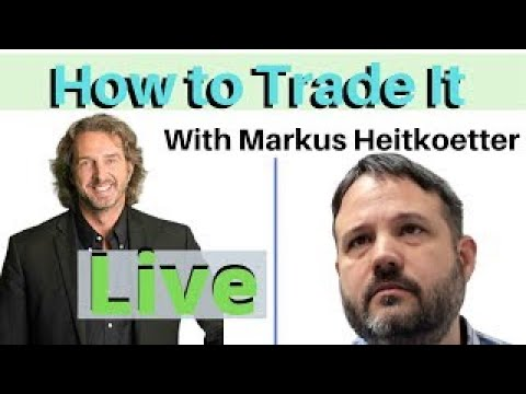 How To Trade It With Markus Heitkoetter
