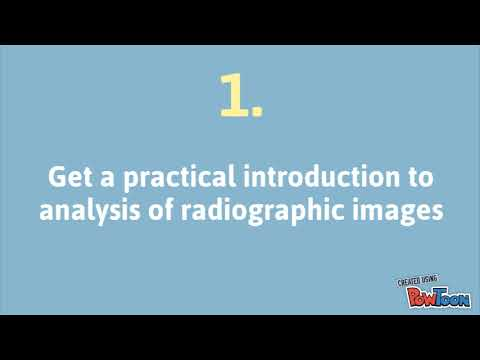 Radiographic Image Analysis short online CPD course