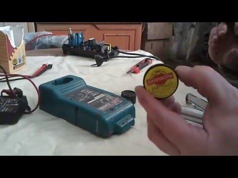 Аккумулятор не держит заряд. Описание дефектов.