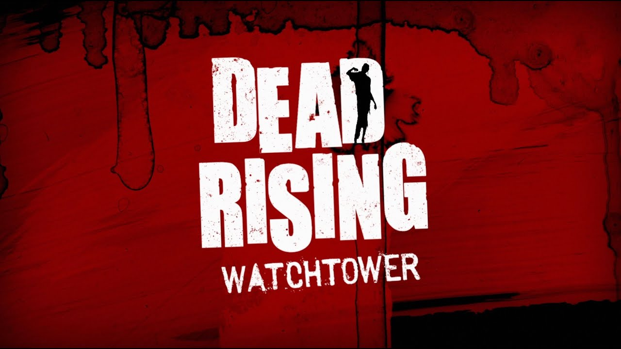 Dead Rising Watchtower Exclusive To Crackle Streaming March 27th Hd Youtube
