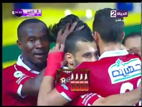 اهداف الاهلى و انبى    الأربعاء 3-2-2016 الدورى المصرى 2-0