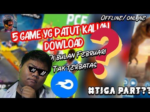 MANTULL!! GAME2 YANG PATUT KALIAN DOWNLOAD DI BULAN FEBUARI TERBARU!! +link mediafire #TIGA PART ?? - 동영상