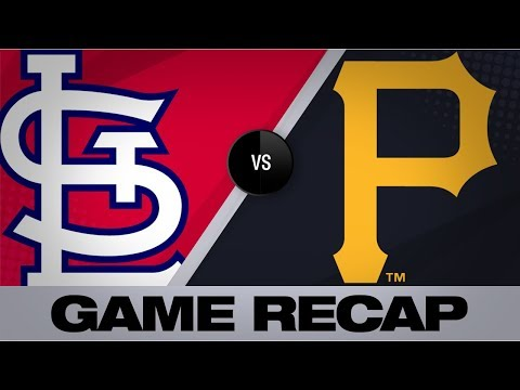 Sports Wrap with Ron Potesta - Cards Use Historical Inning To Crush Pirates