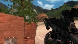 Crysis Warhead Mission 1 Part 1