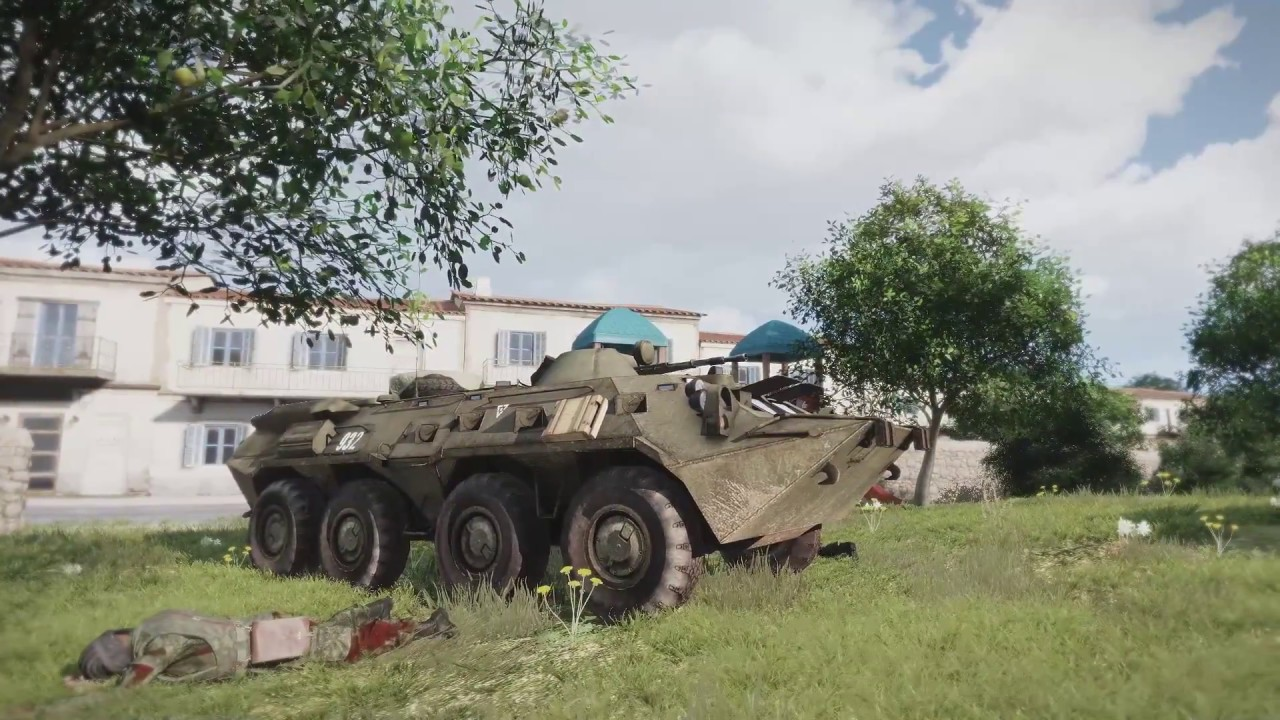 Arma 3 | Swedish Forces Pack
