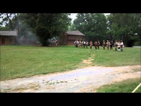 The Siege of Fort Watauga