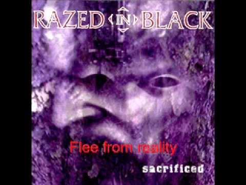 Razed in Black - Master (With Lyrics)