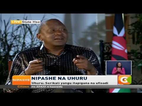 Nipashe na Uhuru |  Rais atetea utenda kazi wa Jubilee