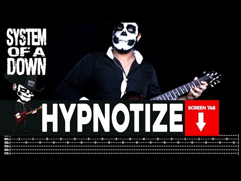 System Of A Down - Hypnotize (Guitar Cover by Masuka W/Tab)