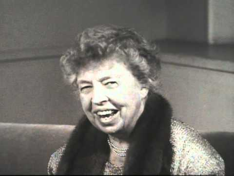 Eleanor Roosevelt Speech Human Rights