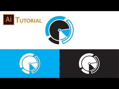 Clock Logo Design Tutorial Illustrator thumbnail