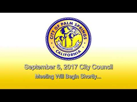 City Council | September 6, 2017