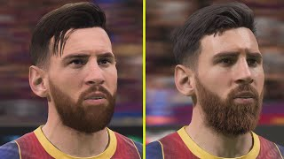 FIFA 21 PS4 Pro vs PS5 4K Next-Gen Graphics Comparison