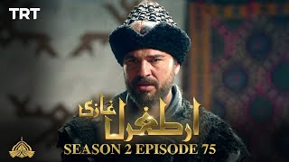 Ertugrul Ghazi Urdu | Episode 75| Season 2