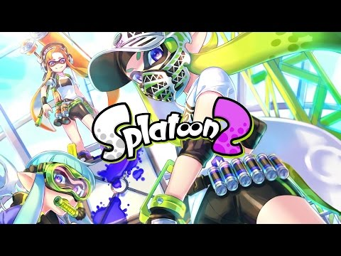 Trailer de Splatoon 2 - Video Reacción