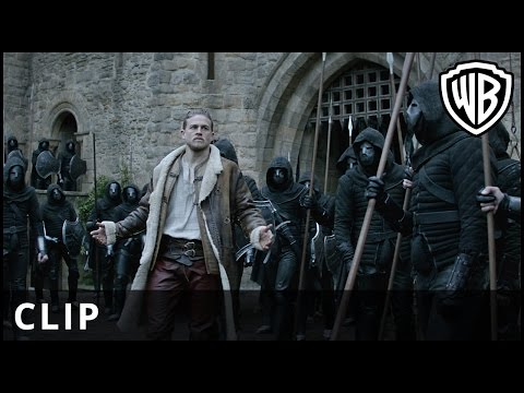 "King Arthur: Legend of the Sword - ""Life Lessons"" Clip - Warner Bros. UK"