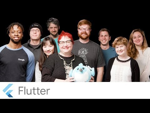 The Flutter YouTube channel is here!