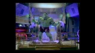 Hulk Transformations HD! 2003, 2008, 2012