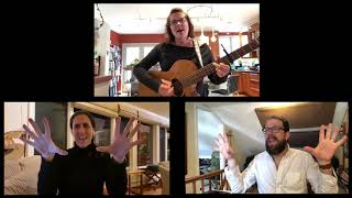 """""""Let Your Light Glow"""" by Julie Rama Winslow, Featuring Vanessa Trien and Adam Michael Rothberg"""