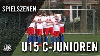 Hamburger SV - FC St. Pauli (U15 C-Junioren, Regionalliga Nord) - Spielszenen| ELBKICK.TV