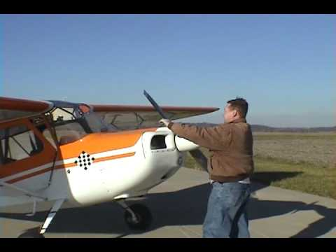Aviation Humor: How Not to Handprop an Airplane