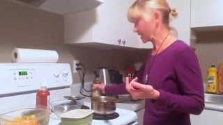 From Salad To Soup, Fast & Easy Dinner. Vegan & Vegetarian Soup. Diana Marchand