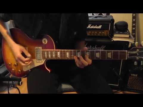 Slash – Anastasia | Guitar Cover