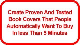 Book Cover Maker | Book Cover Creator | Book Cover Generator | Book Cover Software | Cover Creator