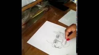 Psychic Art for Spirit Portraits How To Draw A Face