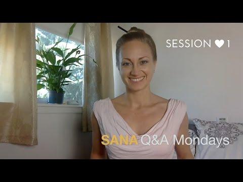 SANA Q&A Monday June 6 - Session 1