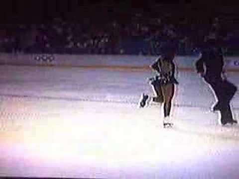 1988 Olympics OSP Susan Wynne Joseph Druar