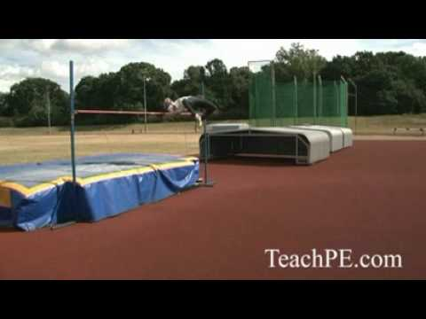 How to improve your high jump skills