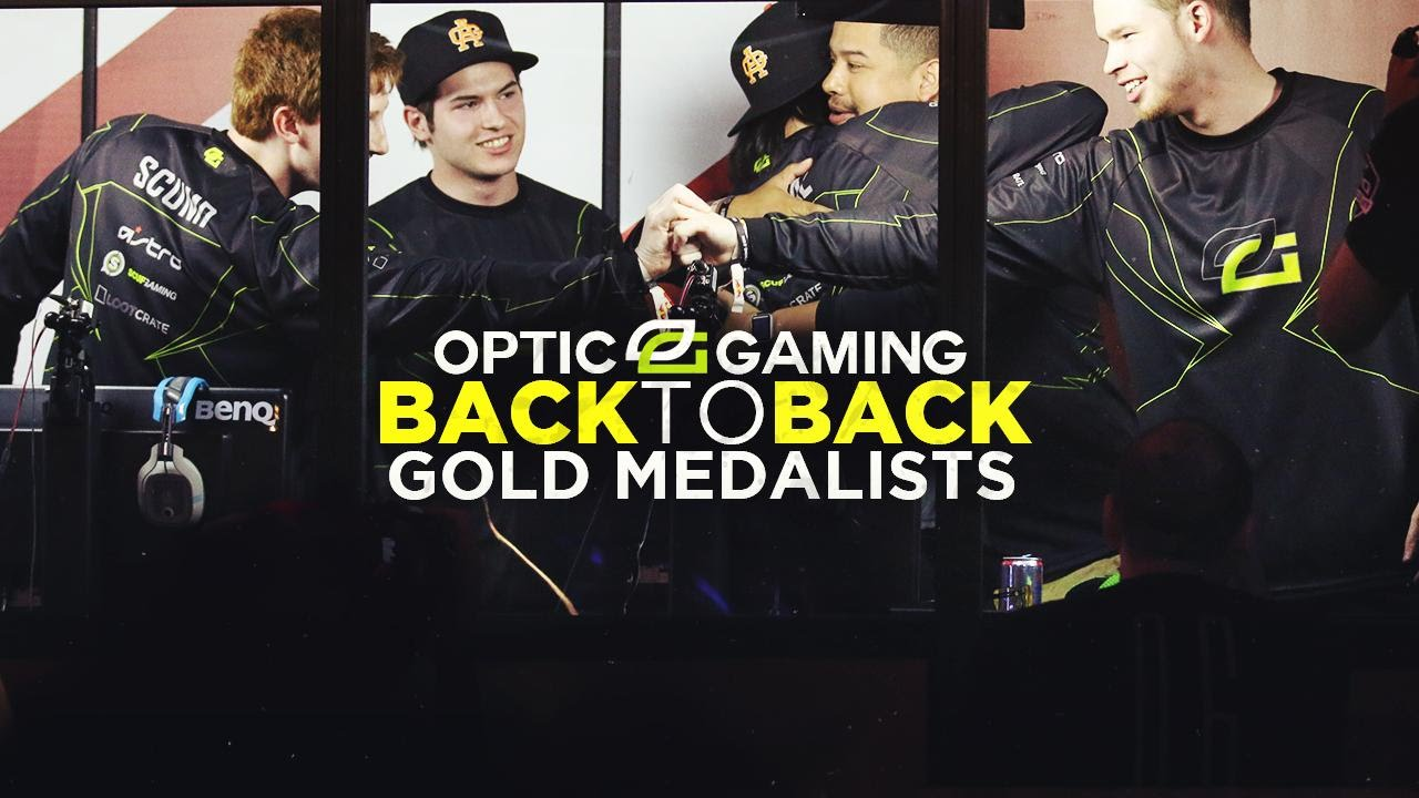 Back to Back Gold - X Games 2015 Montage (OpTic Gaming ...