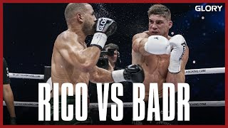 COLLISION 2: Rico Verhoeven vs. Badr Hari (Heavyweight Title Bout) - Full Fight