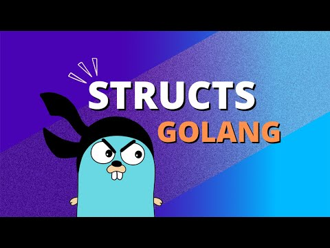"""Golang Structs - """"Classes"""" in Go"""