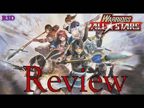 Warriors All-Stars - North American Review | PS4 & PC [English, Full 1080p HD, 60 FPS]