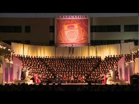 University of Nicosia Graduation 2012