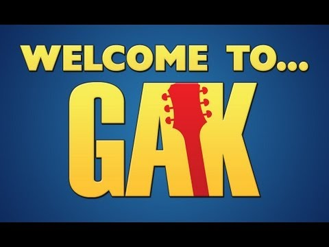 welcome to gak youtube