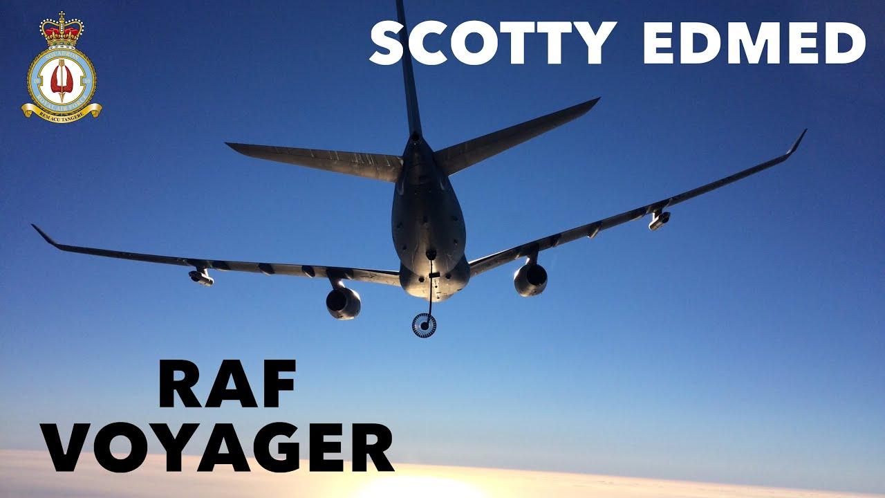 RAF Voyager | Scotty Edmed