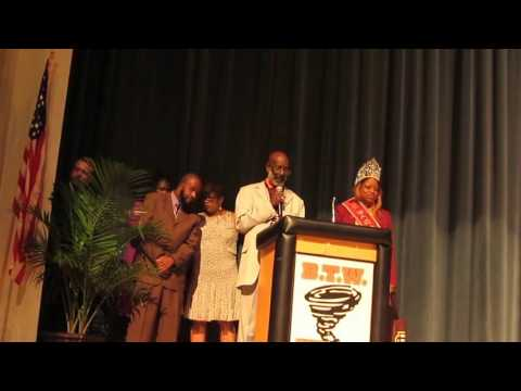 "Booker T. Washington Senior High School  Presents ""Tornado"" Awards Ceremony Part 1"