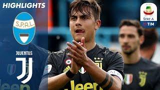 Spal 2-1 Juventus | Juve, la festa è rimandata! La Spal rimonta con due reti | Serie A