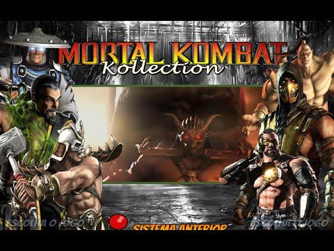 HyperSpin 2019 Mortal Kombat Collection download