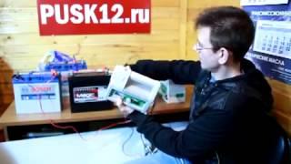 Правильная зарядка аккумулятора(, 2013-08-14T07:36:09.000Z)