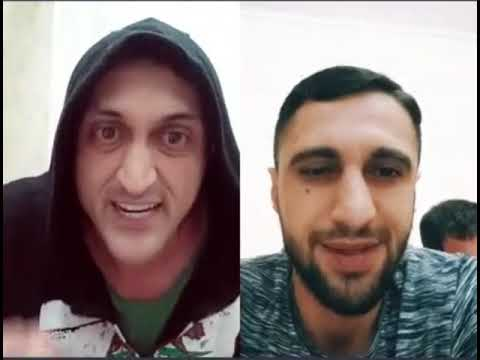 1 Азербайджанец 2 Армянина.(интересный разговор)