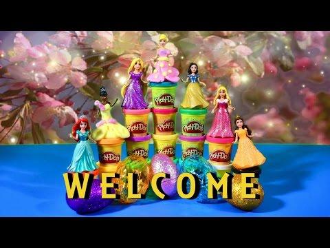 ES Toys Disney Toy Collector Trailer - FROZEN Toys, Frozen Toy Videos, Disney Cars Toys, Disney Toys
